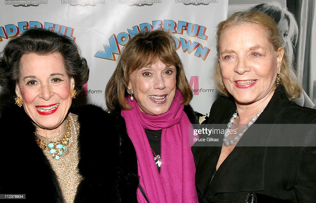 "Opening Night of ""Wonderful Town"" on Broadway and After-Party"