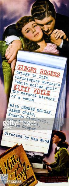 Image result for Kitty Foyle 1940 poster