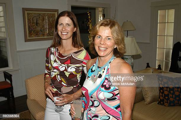 Kitty Patterson Kempner and Ruth Fleischmann attend Cynthia and Dan Lufkin Host a Luncheon Celebrating The Juilliard School's Centennial at the home...