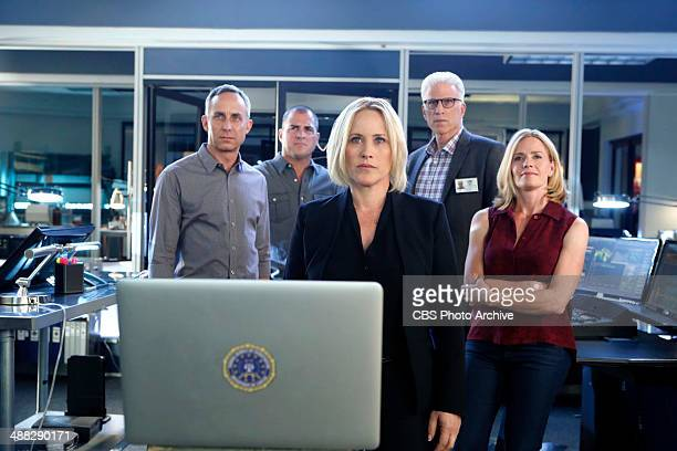 "Kitty"" -"" Special Agent Avery Ryan gives the CSI team some background on information on the case that is new for David Hodges , Nick Stokes , D.B...."
