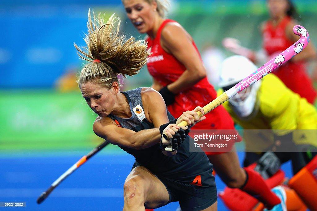 Hockey - Olympics: Day 14 : News Photo