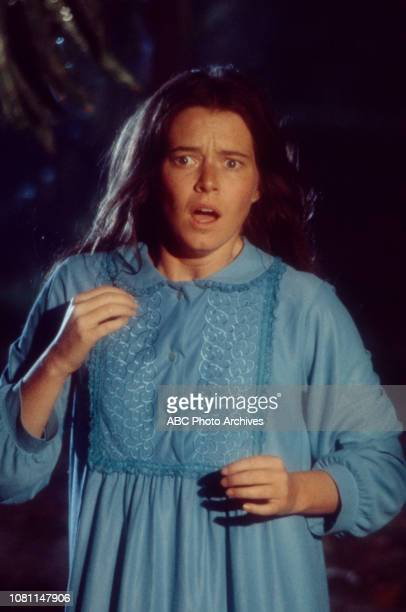 Kitty Winn appearing in the Walt Disney Television via Getty Images tv movie 'The House That Would Not Die'