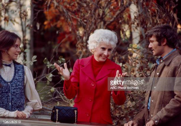 Kitty Winn Barbara Stanwyck Michael Anderson Jr appearing in the Walt Disney Television via Getty Images tv movie 'The House That Would Not Die'