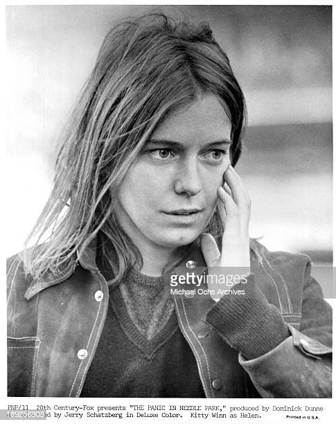 Kitty Winn in a scene from the film 'The Panic In Needle Park' 1971