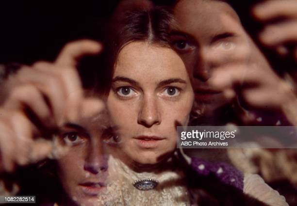 Kitty Winn multiple photo overlay appearing in the Walt Disney Television via Getty Images tv movie 'The House That Would Not Die'