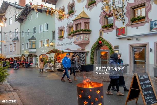 Kitzbühel at Christmas - Austria
