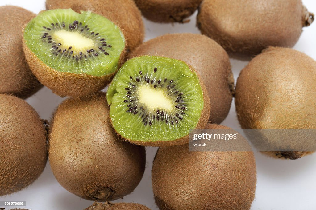 kiwi-fruit : Stock-Foto