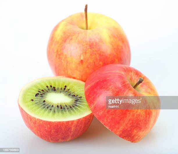 Kiwi oder apple