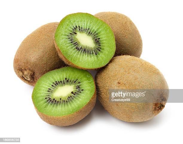 kiwifruit - kiwi fruit stock pictures, royalty-free photos & images