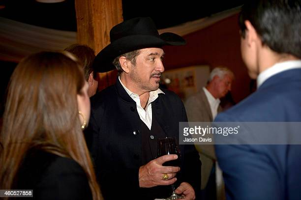 Kix Brooks attends the Inaugural Nash Icon ACC Awards postshow party honoring Reba as the first recipient of the NASH ICON Award at aVenue on...