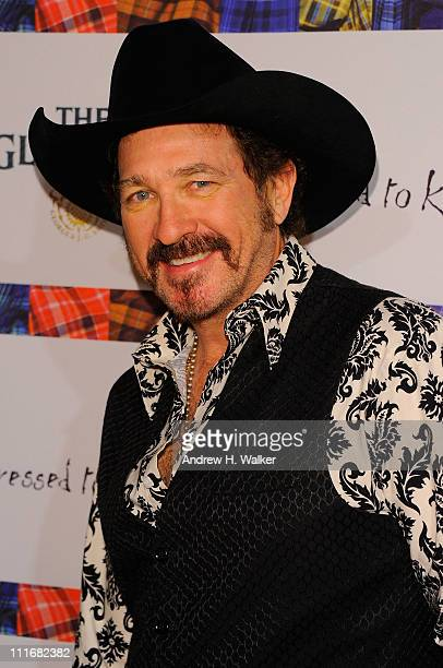 Kix Brooks of Brooks Dunn attends the 9th Annual Dressed To Kilt charity fashion show at Hammerstein Ballroom on April 5 2011 in New York City