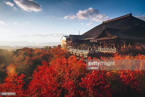 Kiyomizudera in Autumn
