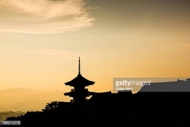 CONTENT] Kiyomizudera is one of Kyoto most famous temple in the heart of the historic town