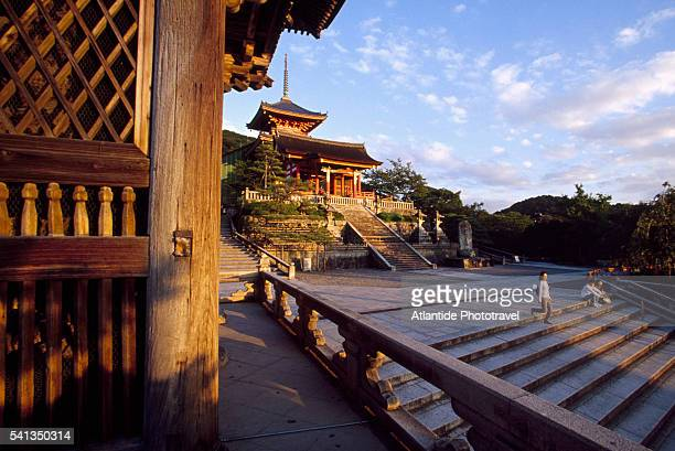 Kiyomizu-dera Temple, a UNESCO World Heritage Site