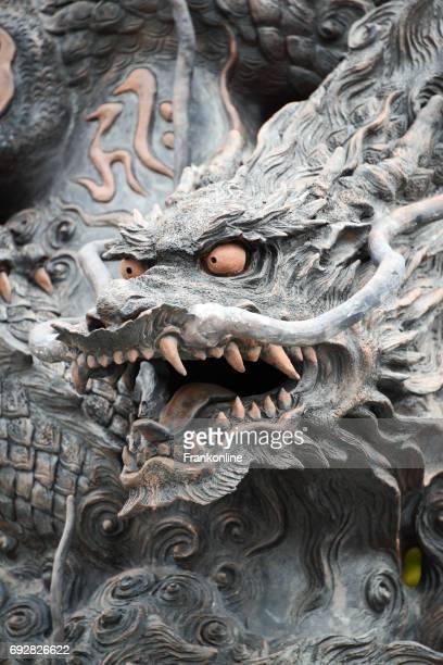 kiyomizu-dera temple kyoto - dragon stock photos and pictures