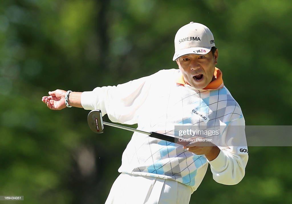 Senior PGA Championship presented by KitchenAid - Round Two