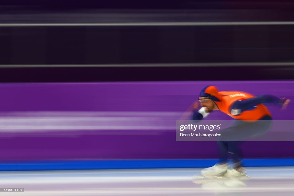 Stunning Moments From Day 14 of the Winter Olympics