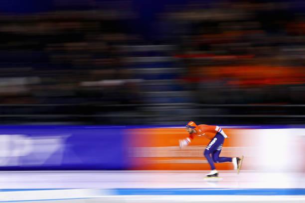 NLD: ISU World Cup Speed Skating Heerenveen
