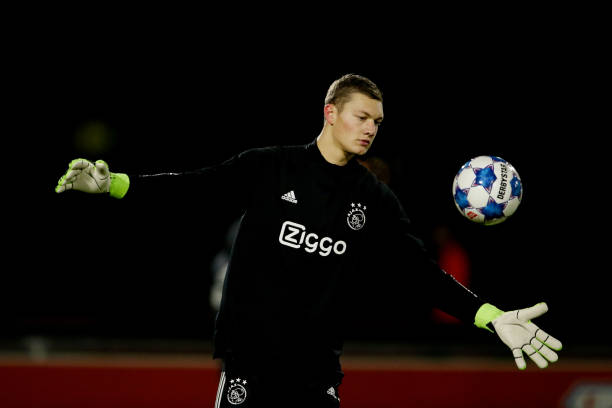 NLD: Jong FC Utrecht v Jong Ajax - Dutch Keuken Kampioen Divisie