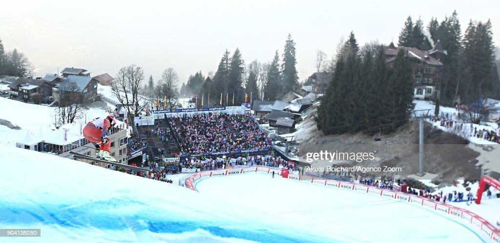 Audi FIS Alpine Ski World Cup - Men's Combined : News Photo