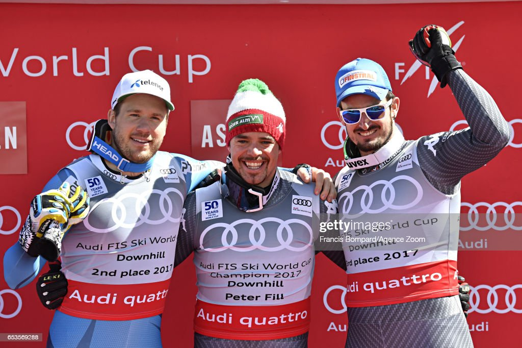 Audi FIS Alpine Ski World Cup - Men's and Women's Downhill