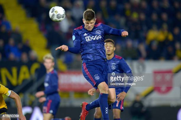 Klaas Jan Huntelaar of Ajax during the Dutch Eredivisie match between NAC Breda v Ajax at the Rat Verlegh Stadium on November 18 2017 in Breda...