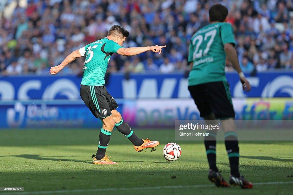 1899 Hoffenheim v FC Schalke 04 - Bundesliga : News Photo