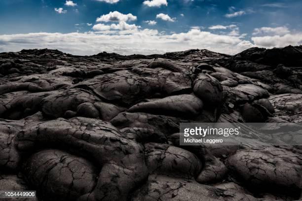 klauea volcano hawaii - パホア ストックフォトと画像