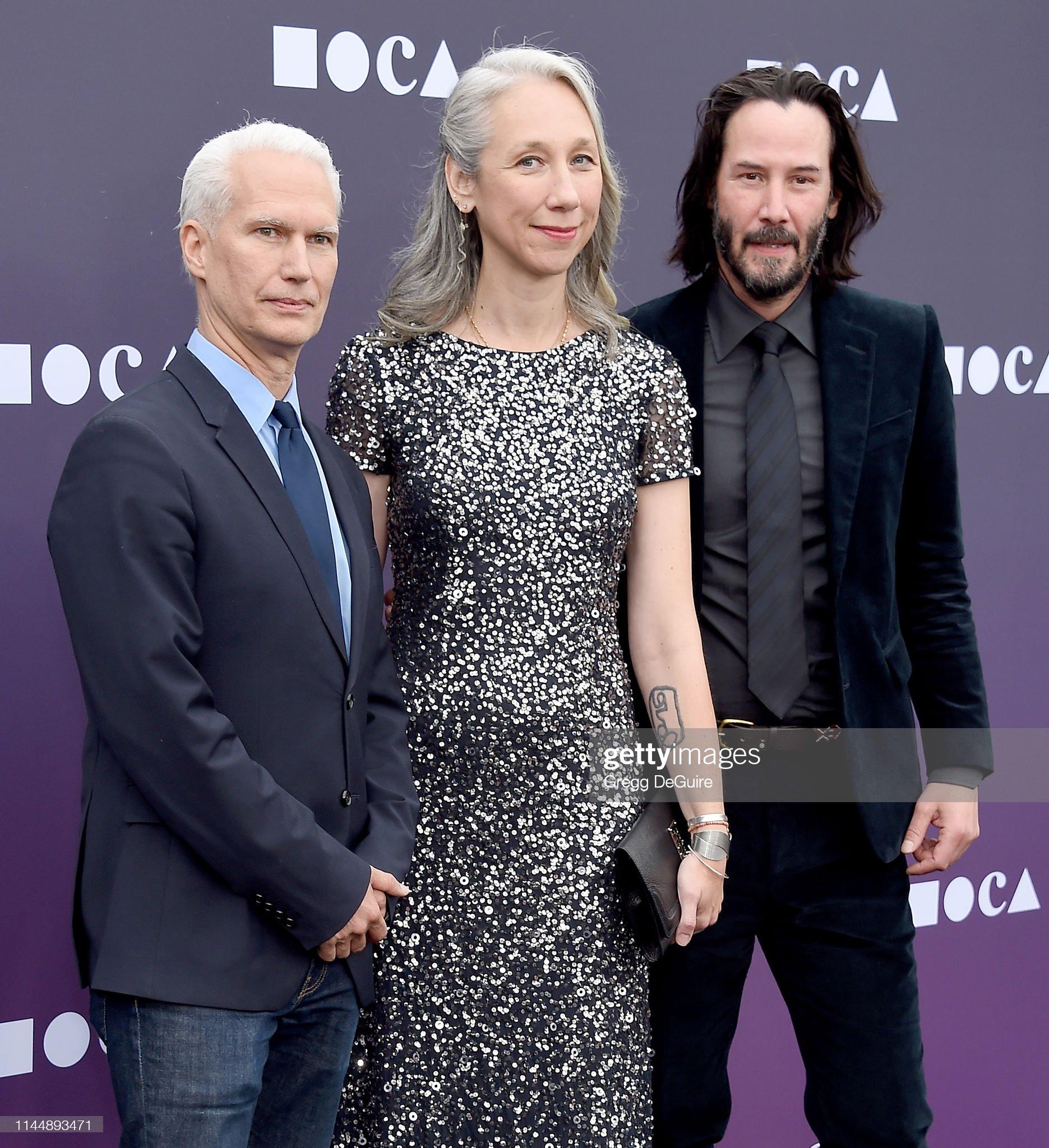 MOCA Benefit 2019 - Arrivals : News Photo
