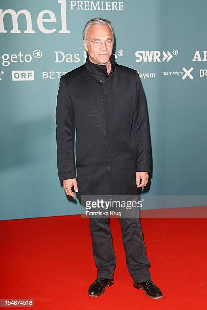 Klaus J Behrendt attends the 'Rommel' TV Film Premiere at the Delphi Filmpalast on October 24 2012 in Berlin Germany