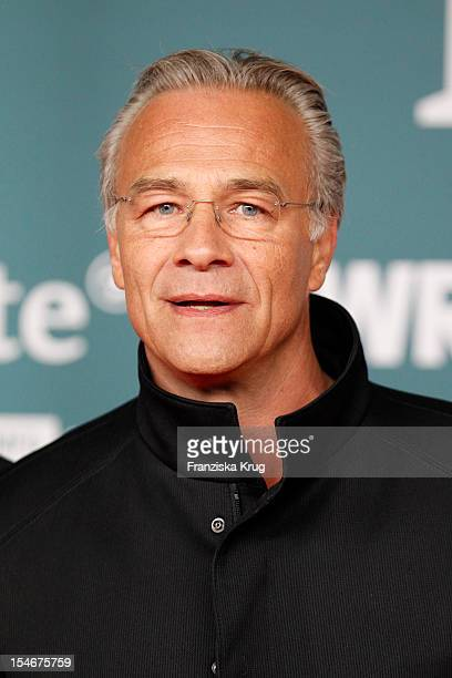 Klaus J. Behrendt attends the 'Rommel' TV Film Premiere at the Delphi Filmpalast on October 24, 2012 in Berlin, Germany.