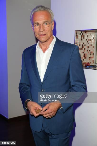 Klaus J. Behrendt during the ARD advent dinner hosted by the program director of the tv station Erstes Deutsches Fernsehen at Hotel Bayerischer Hof...