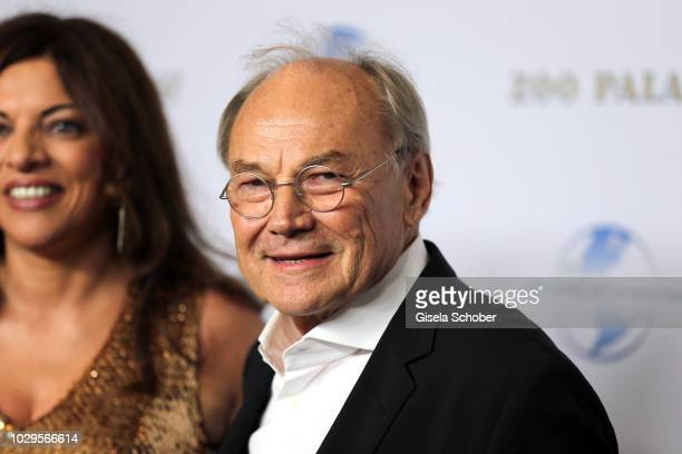 Klaus Maria Brandauer during the 100th bitrhday celebration gala for Artur Brauner at Zoo Palast on September 8, 2018 in Berlin, Germany. Artur...