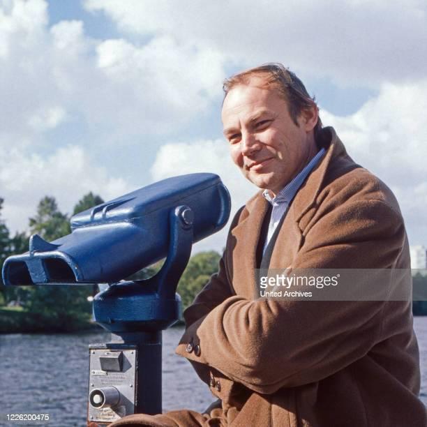 Klaus Maria Brandauer, österreichischer Schauspieler und Regisseur, Deutschland um 1985
