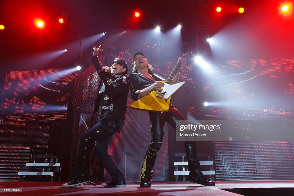 Scorpions 'Sting In The Tail' Tour Start