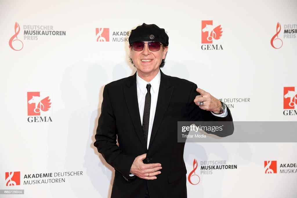 GEMA Musikautorenpreis 2017