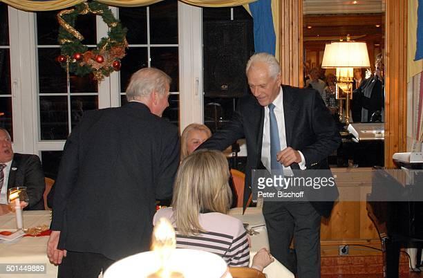 Klaus Schultes Gratulant Küchenparty Hotel Dollenberg Bad PeterstalGriesbach BadenWürttemberg Deutschland Europa Party Feier Promi BB DIG PNr...