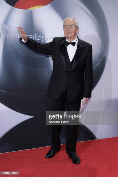 Klaus Toepfer attends the German Sustainability Award at Maritim Hotel on December 8, 2017 in Duesseldorf, Germany.