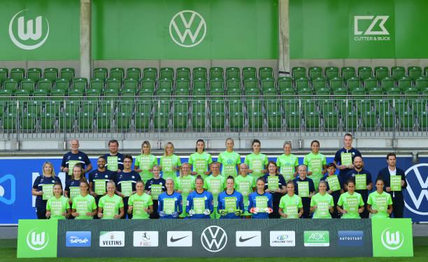 DEU: VfL Wolfsburg Women's Team Presentation