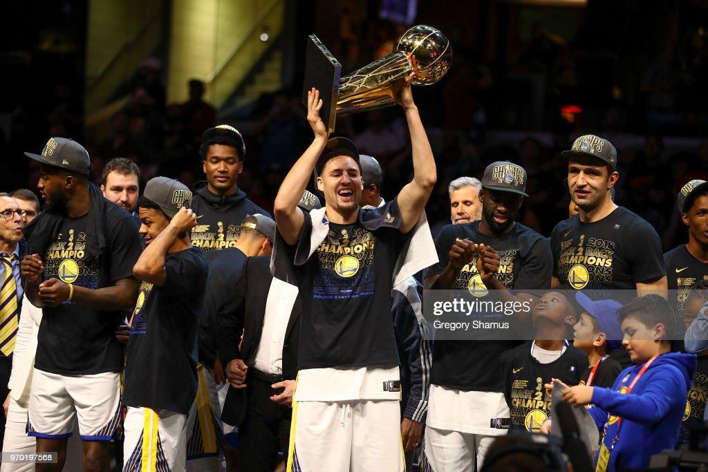 2018 NBA Finals - Game Four : Fotografía de noticias