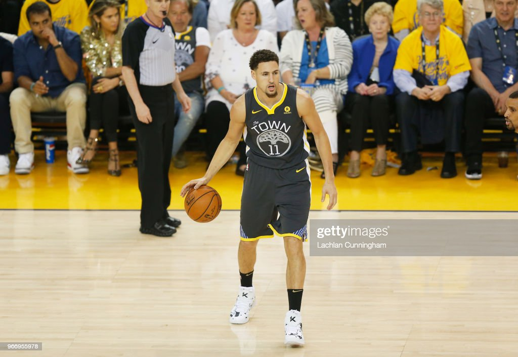 2018 NBA Finals - Game Two : ニュース写真