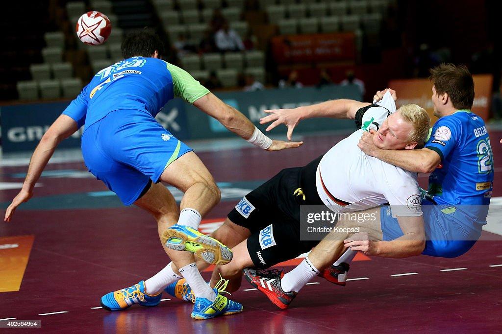 Germany v Slovenia - 8th Place Match: 24th Men's Handball World Championship