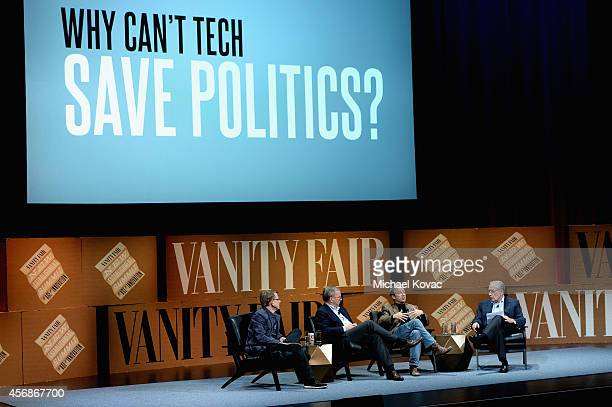 Kleiner Perkins Caufield Byers Partner John Doerr Google Executive Chairman Eric Schmidt US Senator of Kentucky Rand Paul and The New York Post...