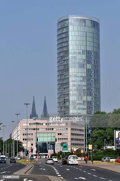Köln : Hochhaus Triangle Trianglehaus Kölntriangle
