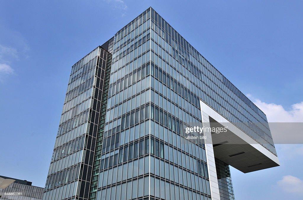 Beautiful Kranhaus Sd Am Kranhuser Wohnhuser Neubau Neubauten Architektur  Huser With Architektur Kln