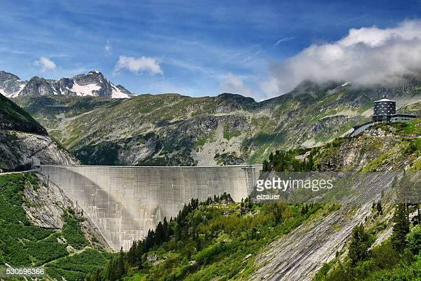 Kölnbrein Dam