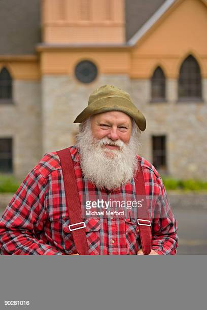 an informal portrait of a local guide and storyteller. - storyteller stock pictures, royalty-free photos & images