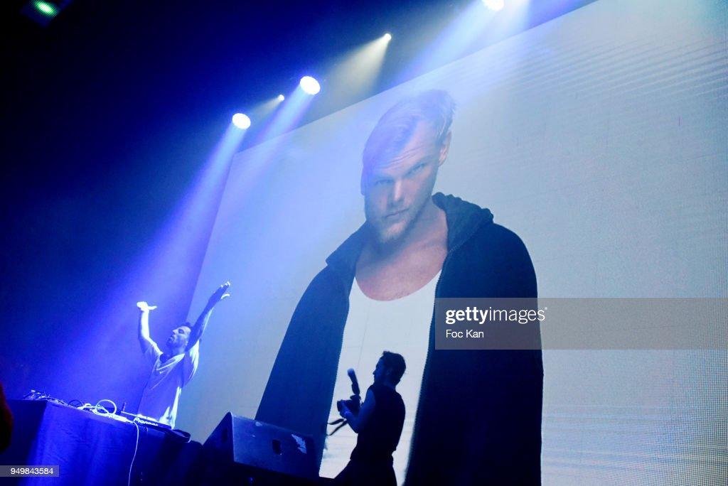 """""""F... Me Im Famous"""" :  Concert Party At YoYo Palais de Tokyo : Nachrichtenfoto"""