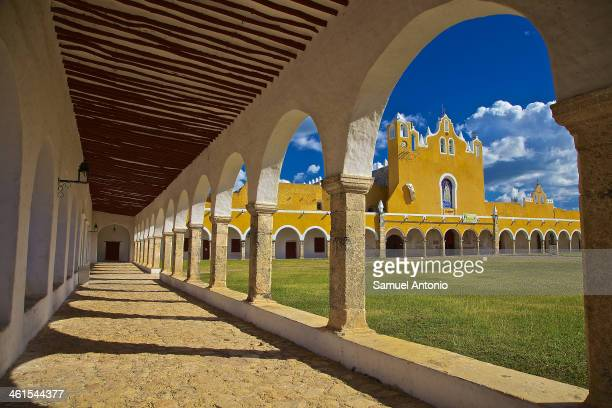 CONTENT] 70 km east of the beautiful colonial town of Merida in the Mexican state of Yucatan is the enchanting Magical Town of Izamal nicknamed La...