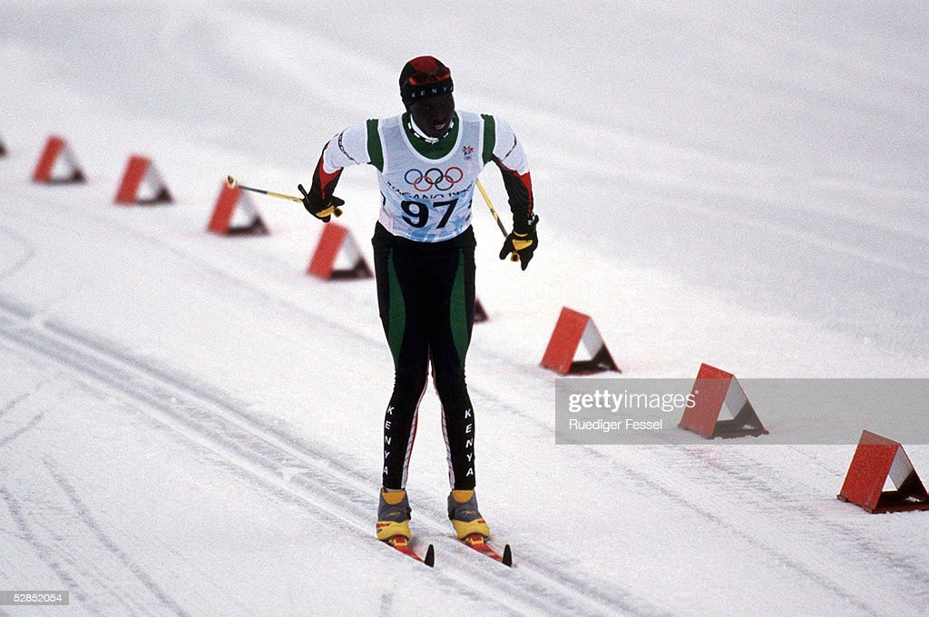 NAGANO 1998 10 km klassisch 12.02.98, Philip BOIT OLYMPISCHE... News Photo  - Getty Images